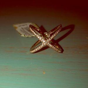 Gold Michael Kors Ring